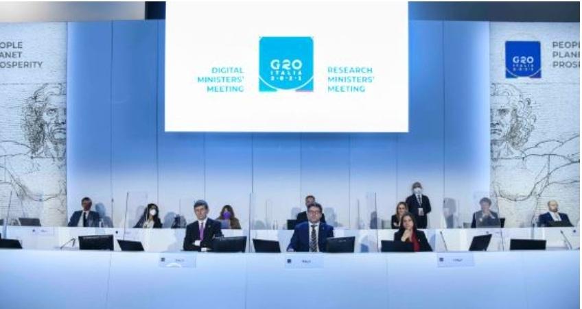 Digitalizzazione: iniziata a Trieste la riunione del G20 sull'economia digitale