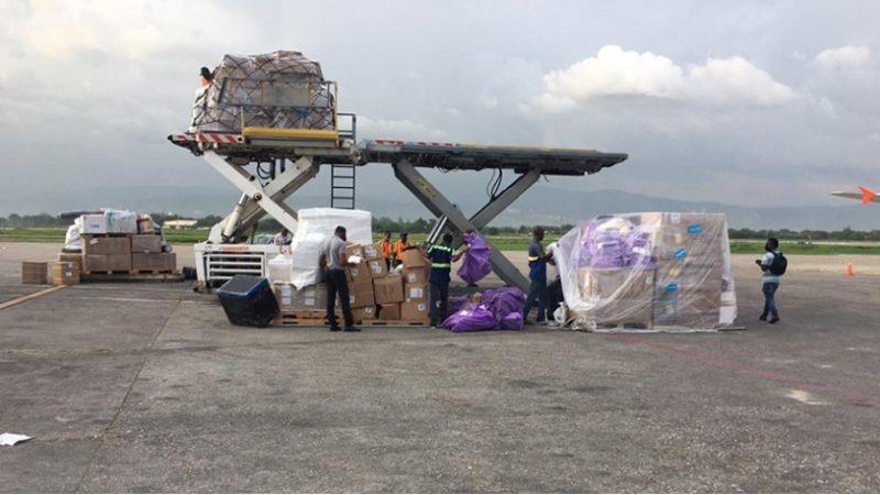 L'UNICEF ad Haiti: arrivato un carico con 9,7 tonnellate di aiuti umanitari nel paese colpito dal terremoto