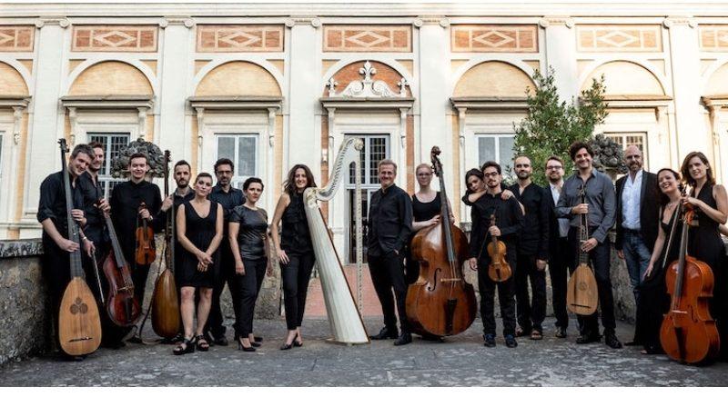Al via l'edizione 2021 del Festival Barocco Alessandro Stradella di Viterbo