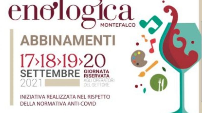 Enologica: settembre di vino, arte e gastronomia a Montefalco