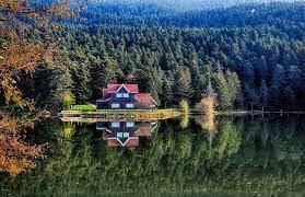 The most beautiful routes of autumn in Bolu