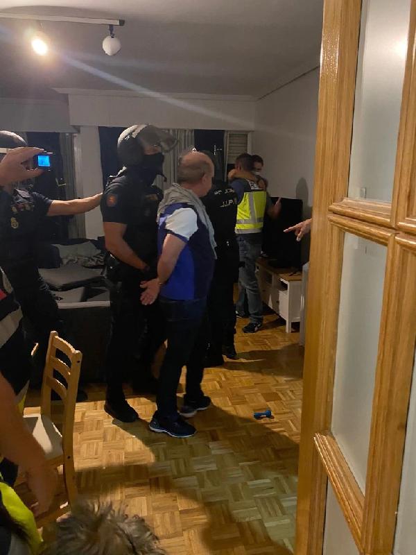 """Detuvieron en Madrid al ex general venezolano """"Pollo"""" Carvajal, prófugo de la Justicia y buscado para su extradición a EEUU"""