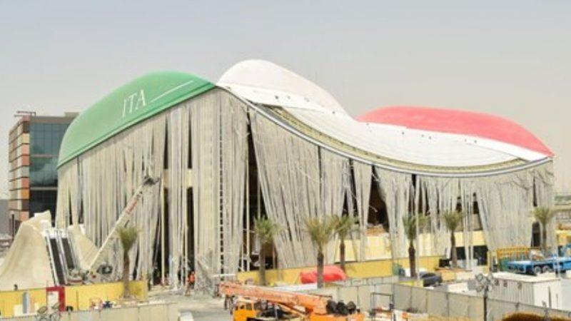 Padiglione Italia a Expo: per Time è uno dei motivi per visitare Dubai e The National lo colloca già tra i top