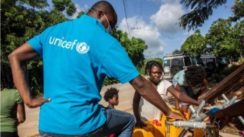 Haiti :oltre mezzo milione di bambini a rischio per malattie legate all'acqua
