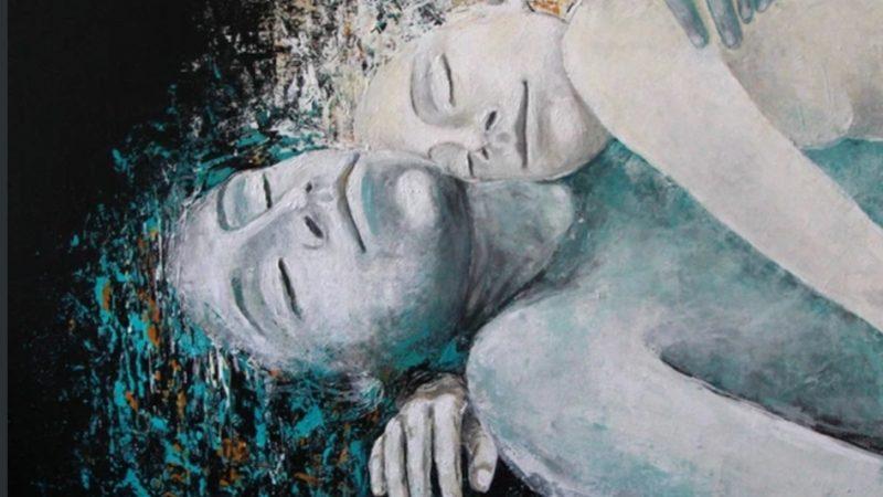 Gli Abbracci di Mariella Ridda a Napoli