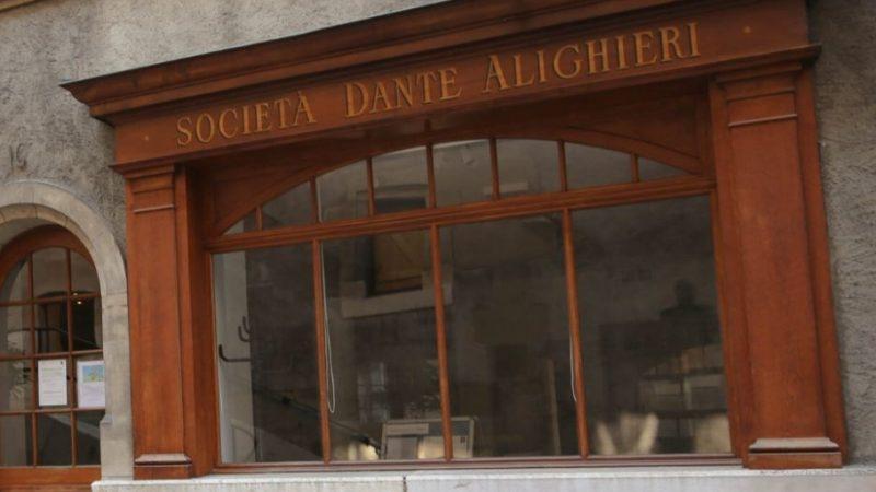 Ginevra: confermata in presenza l'Assemblea Generale Ordinaria della Società Dante Alighieri