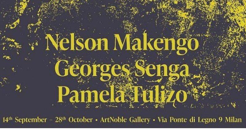 """""""Trois auteurs d'Histoire"""": una mostra di artisti congolesi a Milano rende omaggio all'ambasciatore Attanasio"""