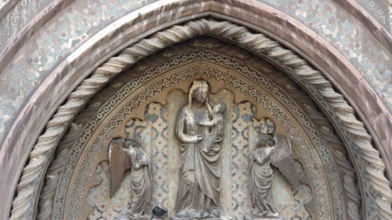Al via il cantiere di restauro della monumentale Porta dei Cornacchini della Cattedrale di Firenze