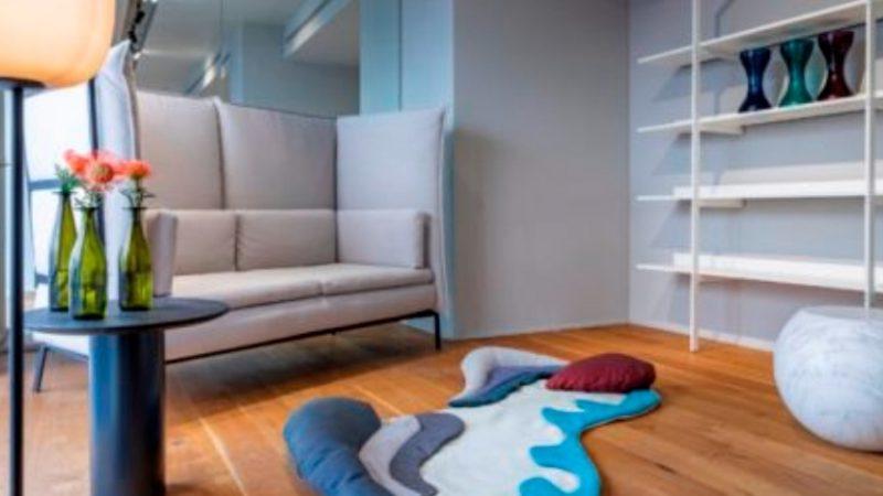 Casa Cappellini a New York, per mettere in mostra una casa vissuta all'italiana