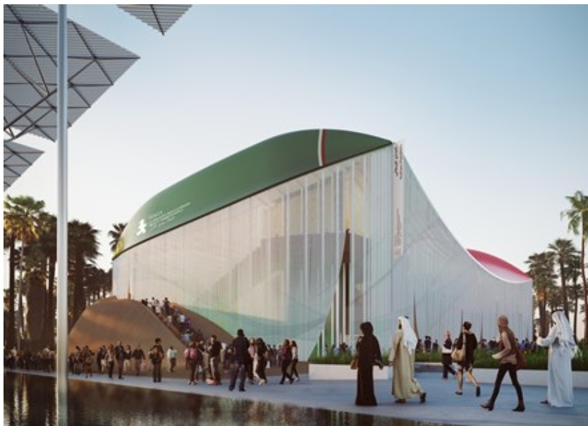 """Expo Dubai: """"La Bellezza in architettura unisce le persone"""""""