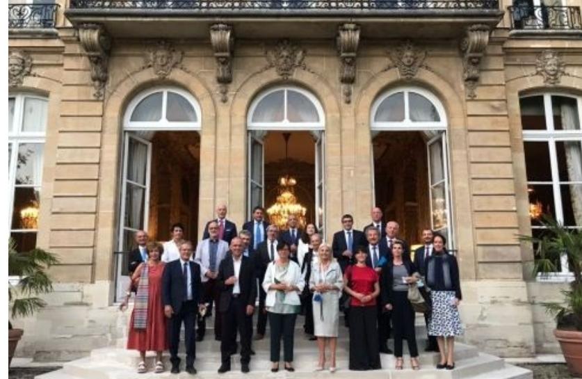 Maria Chiara Carrozza a Parigi per rafforzare la collaborazione del Cnr con la Francia
