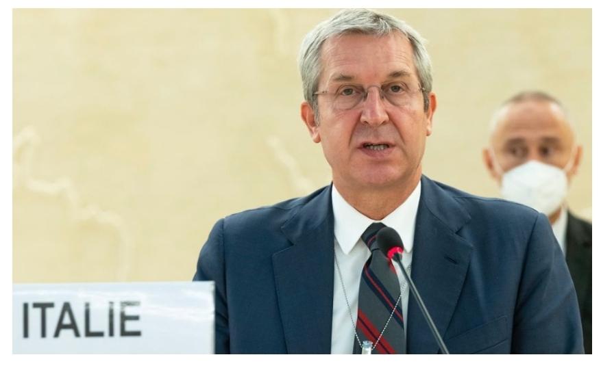 Il sottosegretario Della Vedova al Consiglio Diritti Umani delle Nazioni Unite