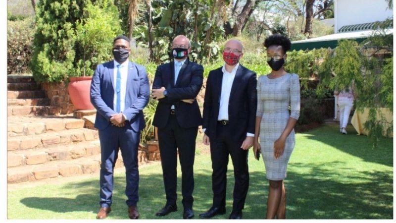 """Towards Milan and Glasgow, voices of South African Youths before COP26"""": l'Ambasciata d'Italia a Pretoria con gli attivisti per il clima sudafricani"""