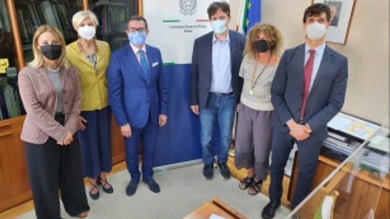 Expo Dubai, prosegue la visita della Regione Lazio:Briganti presenta il programma di eventi al console Finocchiaro