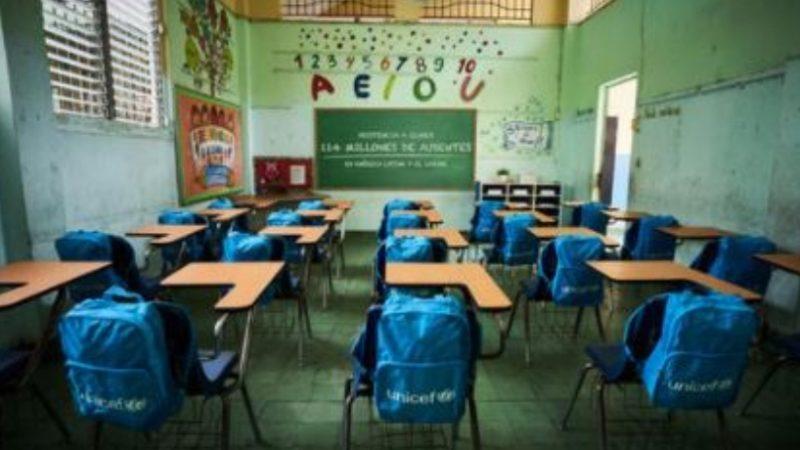 Unicef lancia l'allarme sulle ore perse di scuola dai bambini nel mondo