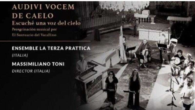 "Bogotá: successo per il concerto ""Audivi vocem de caelo"""