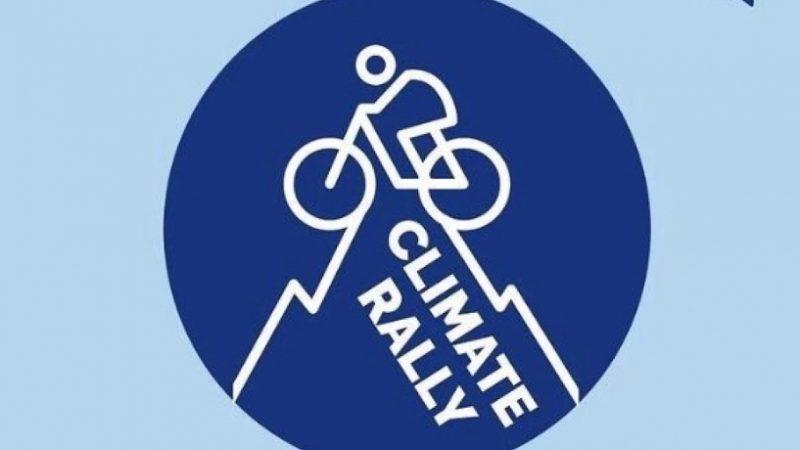 """COP26: anche il console De Agostini in bici da Monaco a Milano in """"Climate Rally"""""""