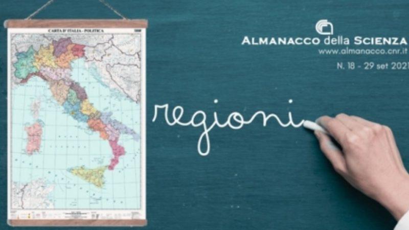Dal Cnr un Almanacco della Scienza regionale