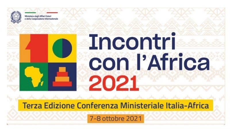 """""""Incontri Italia – Africa 2021"""""""