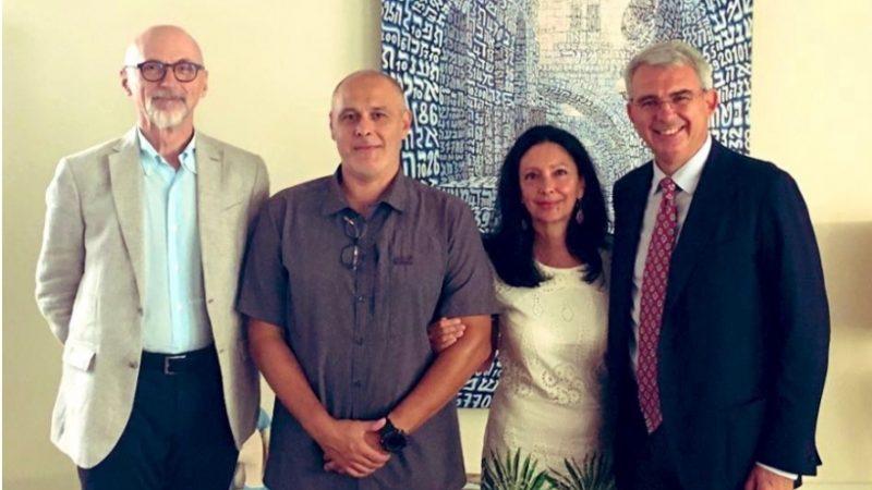 Israele: nasce l'Associazione Accademici e Scienziati Italiani