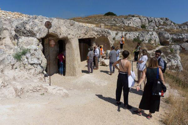 La Restoration week a Matera per la sua ultima tappa: visite a Jazzo Gattini, museo nazionale e chiese rupestri
