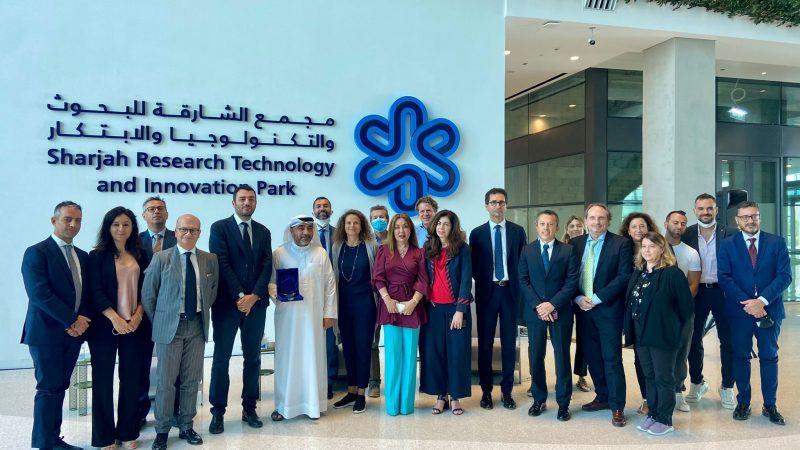 Aerospazio e innovazione, la delegazione pugliese incontra società specializzate a Dubai