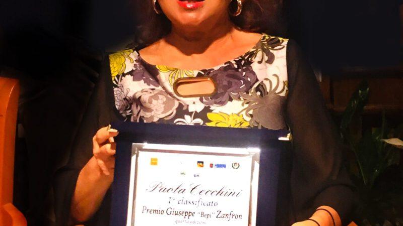 A Paola Cecchini la quarta edizione del Premio giornalistico nazionale 'Bepi Franzon' (BL)