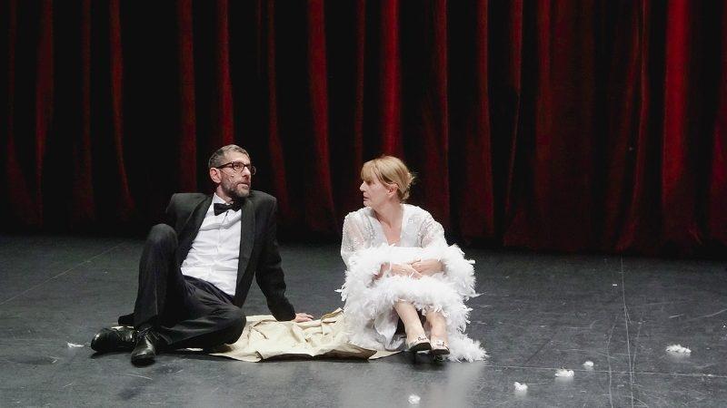Deflorian-Tagliarini al Teatro Argentina