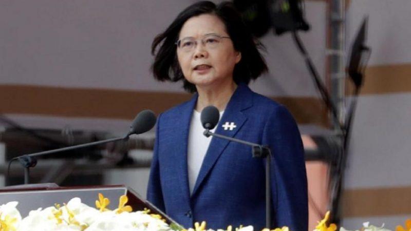 """Taiwan. Tsai Ing-wen. """"Non ci piegheremo alla Cina. Rafforzeremo la nostra difesa nazionale"""""""