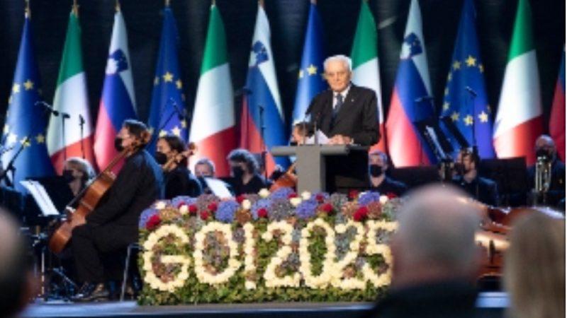 Mattarella a Gorizia:la UE aspetta i Balcani