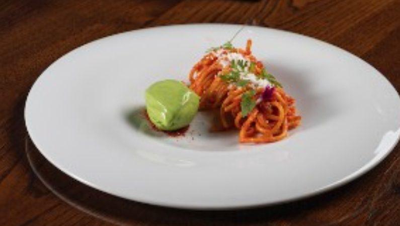 Gli spaghetti diventano un dolce:ricetta