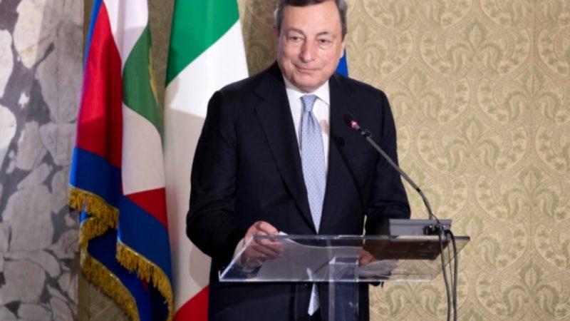 Ue. Draghi, no a muri finanziati da Ue contro migranti. Non condividevo quota 100, non sarà rinnovata