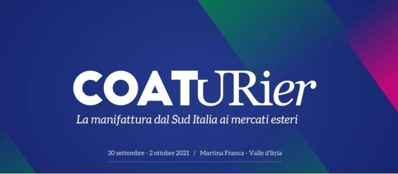 COATurier: la manifattura dal Sud Italia ai mercati esteri