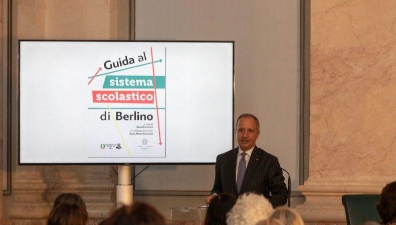 Berlino: l'ambasciatore Varricchio presenta la guida al sistema scolastico locale