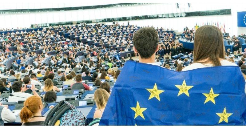 I giovani plasmano il futuro dell'Europa