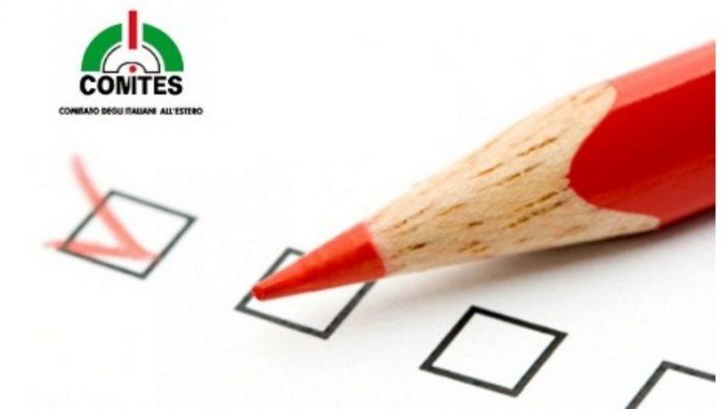Elezioni Comites: liste entro domani
