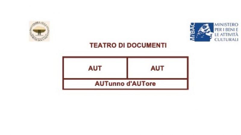 Festival di Drammaturgia Contemporanea: prima edizione al Teatro di Documenti di Roma