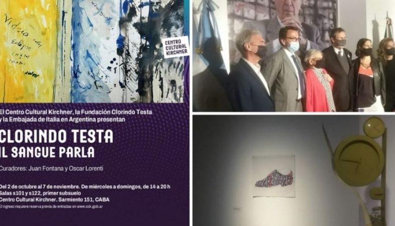 """Buenos Aires: l'Ambasciata inaugura la mostra """"Il sangue parla"""""""