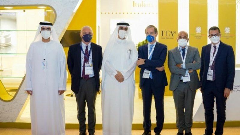 """""""The Italian Lounge"""": i gioielli italiani protagonisti negli Emirati Arabi con l'Ambasciata"""