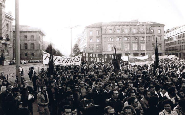 Immigrazione italiana in Svizzera 1970-1990: Il ruolo delle Chiese svizzere