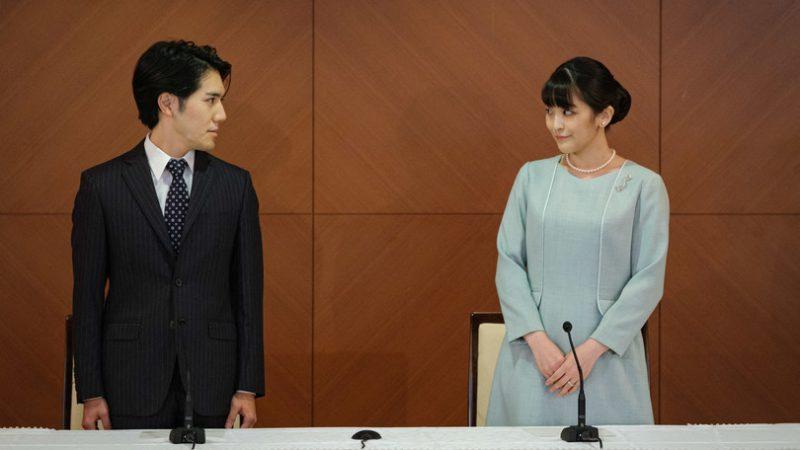 In Giappone si è sposata dopo mille vicissitudini la principessa Mako