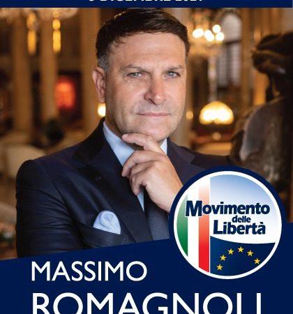 Italiani all'estero, Massimo Romagnoli (MdL) candidato capolista al Comites di Bruxelles